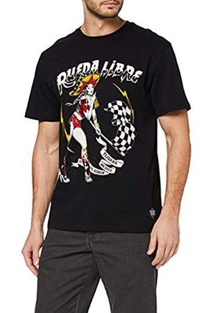 King kerosin Men's Rueda Libre T-Shirt
