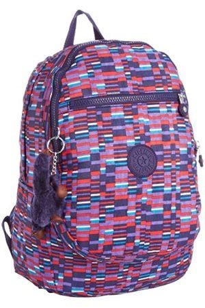 Kipling Women's Clas Challenger Backpack K15016B06 Stone Print