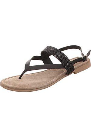 Marco Tozzi Women's 2-2-28125-24 Ankle Strap Sandals, ( 001)