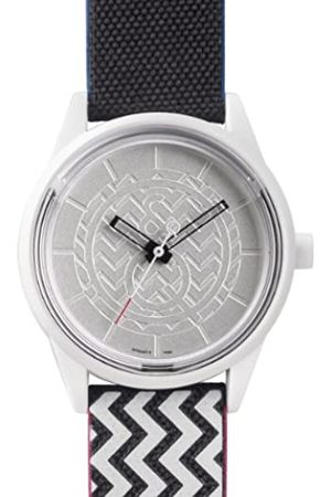 Q&Q Unisex Watch SmileSolar Analogue Various Materials RP00J013Y