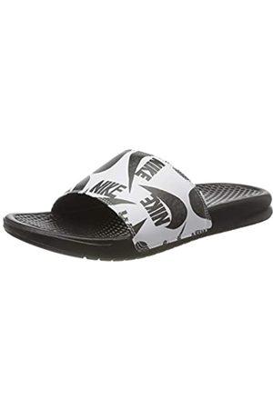 Nike Men's Benassi JDI Printed Slide Sandal, /