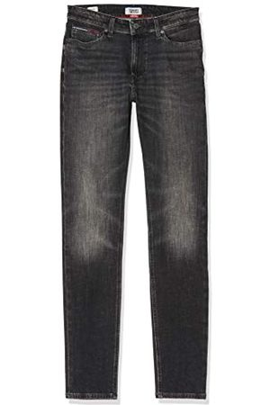 Tommy Jeans Men's Simon Skinny DYCRK Straight Jeans