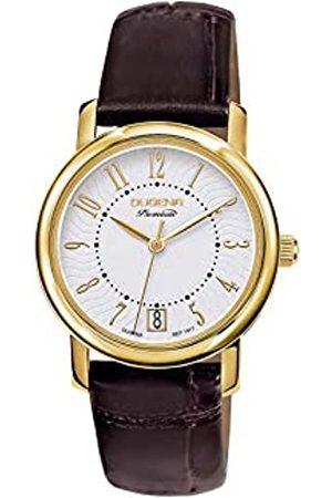 Dugena Women's Analogue Quartz Watch with Leather Strap 7000132-1
