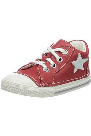Däumling Unisex Babies' Esther Low-Top Sneakers, (Fortuna Fire 12)