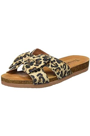 Think! Women's 686591_Shik Closed Toe Sandals, (PALLISANDRO/Kombi 27)