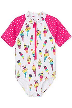 Hatley Girl's One Piece Rashguards Swimsuit