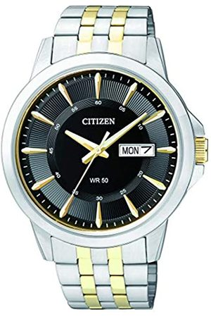 Citizen Men's Analogue Quartz Watch with Stainless Steel Strap BF2018-52EE
