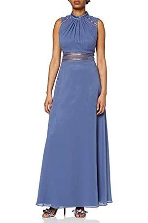 Vera Mont Women's 0104/4825 Party Dress, (Gray 8135)