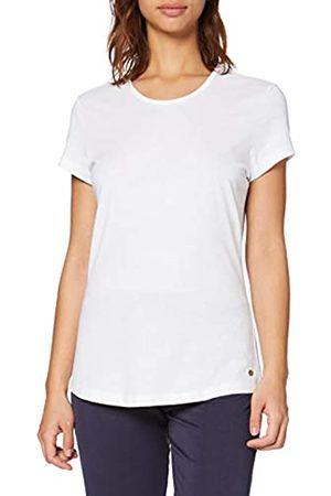 Esprit Women's Jordyn T-Shirt Pyjama Top, ( 100)