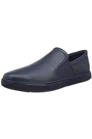 FitFlop Men's Collins Slip-ON Loafers, (Midnight Navy 751)