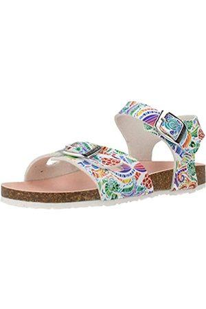 Pablosky Girls Open Toe Sandals, (Blanco 483300)