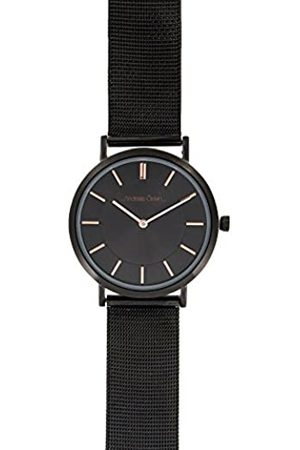 Andreas Osten Unisex-Adult Analogue Classic Quartz Watch with Leather Strap AO-195