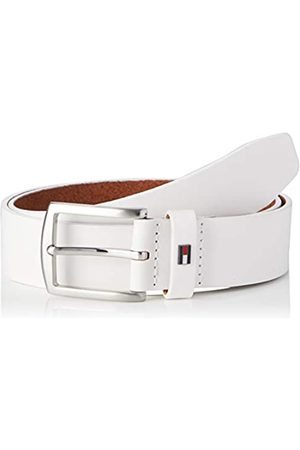 Tommy Hilfiger Men's Classic Belt 2.5 (Bright Yaf)