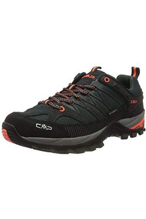 CMP - F.lli Campagnolo Men's Rigel Low Trekking Shoe W Rise Hiking Boots, (Jungle-Flash 32TE)