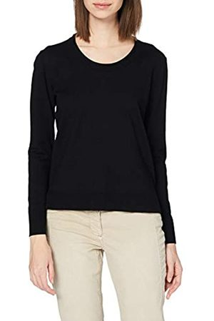 Sisley Women's Maglia Girocollo Long Sleeve Top