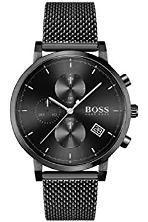 HUGO BOSS Men's Analogue Quartz Watch with Stainless Steel Strap 1513813