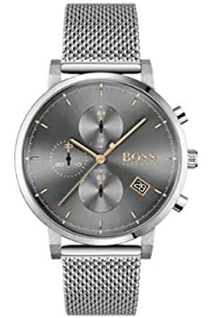 Hugo Boss Men's Analogue Quartz Watch with Stainless Steel Strap 1513807