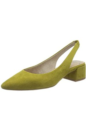 Marco Tozzi Women's 2-2-29500-24 Sling Back Sandals, (Lime 752)