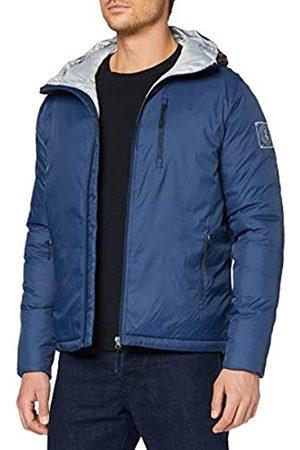 Izod Men's RIBSTOP Hooded Jacket