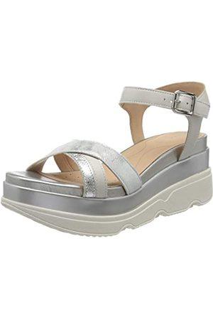 Geox Women's D Gardenia D Platform Sandals, ( /Lt C0898)