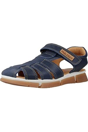 Pablosky Boys Closed Toe Sandals, (Azul 718825)