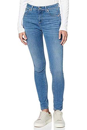 Benetton Women's Pantalone Straight Jeans