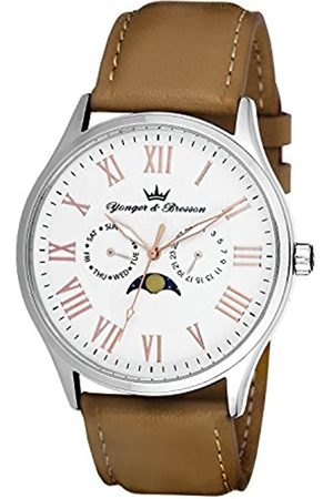 Yonger & Bresson YONGER&BRESSON - Men's Watch HCC 048/BRU