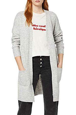 Vero Moda Women's Vmblakely Iva Ls Open Cardigan Noos