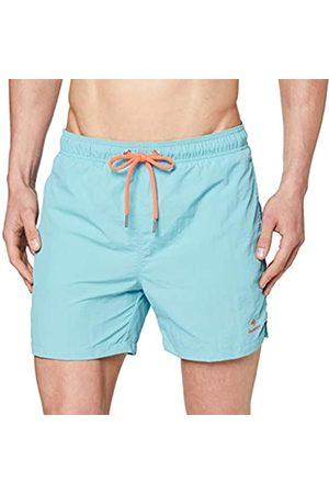 GANT Men's Basic Swim Shorts Classic Fit