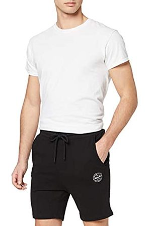 Jack & Jones Men's Jji Shark Jjsweat Short Viy STS