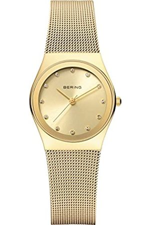 Bering Womens Analogue Quartz Watch with Stainless Steel Strap 12927-333