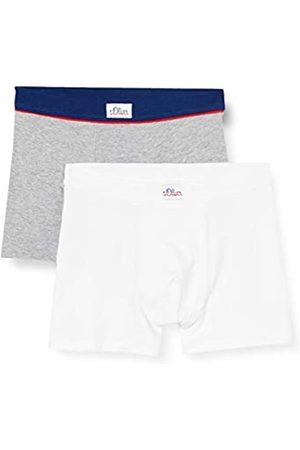 s.Oliver Boys' Shorts im Doppelpack Boxer