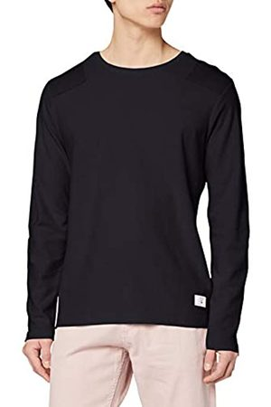 Jack & Jones Men's Jprriley Bla.Sweat Crew Neck Sweatshirt