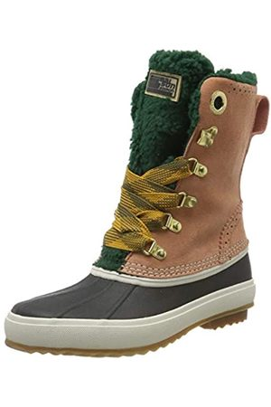 SCOTCH & SODA FOOTWEAR Women's Patti Combat Boots
