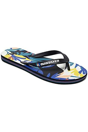 Quiksilver Men's Molokai Tropical Flow Beach & Pool Shoes, ( / / Xkwb)