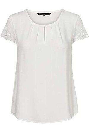 Vero Moda Women's Vmnina Ss Lace Top Ga Noos Blouse