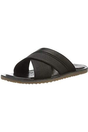 Geox Men's U Artie B Flip Flops, ( C9999)