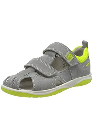 Richter Kinderschuhe Boys' Babel Closed Toe Sandals, (Fog/neon 1832)