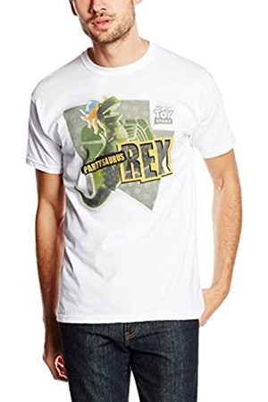 Disney Men's Toy Story Partysaurus Rex T-Shirt
