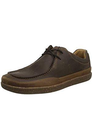 Clarks Men's Un Lisbon Walk Low-Top Sneakers, ( Leather Leather)
