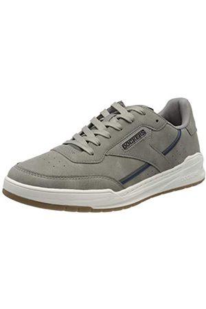 Dockers Men's 46rm001-630200 Low-Top Sneakers, (Grau 200)