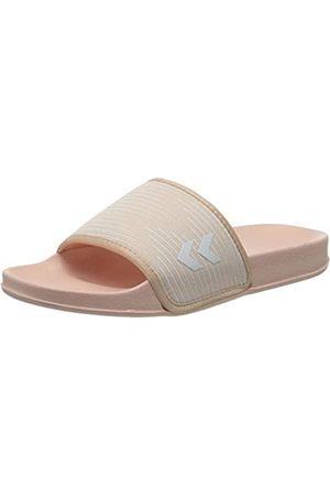 Hummel Unisex Adults' Pool Slide Beach & Pool Shoes, (Cloud 3655)