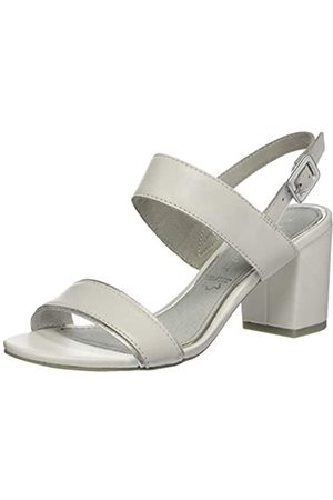 MARCO TOZZI Women's 2-2-28335-24 Ankle Strap Sandals, ( Comb 197)
