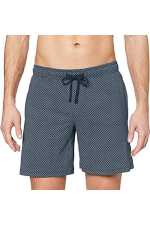 Schiesser Men's Mix & Relax Long Boxer Pyjama Bottoms