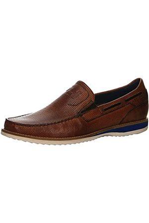 Daniel Hechter Men's 8.11438E+11 Loafers, (Cognac 6300)
