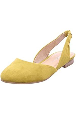 Marco Tozzi Women's 2-2-29407-24 Sling Back Sandals, (Lime 752)