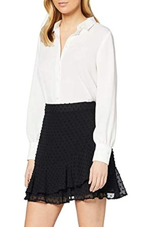 Dorothy Perkins Women's Textured Ruffle Mini Skirt