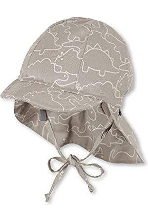 Sterntaler Baby Boys' Cap with Visor and Neck Protection Hat