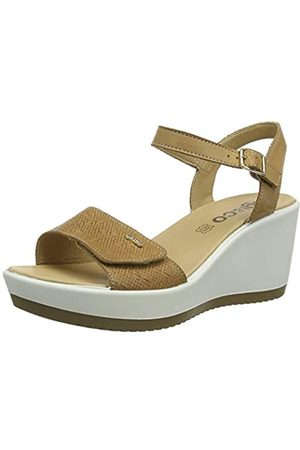 IGI&CO Women's DSC 31741 Platform Sandals, ( Scuro 3174122)
