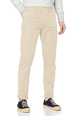 Scotch&Soda Men's Stuart- Classic Garment-Dyed Chino Trouser